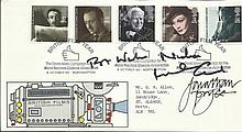 Michael Caine & Jonathan Pryce signed 1985 Films
