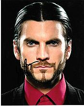Wes Bentley signed 8x10 Colour Photo Of Wes From