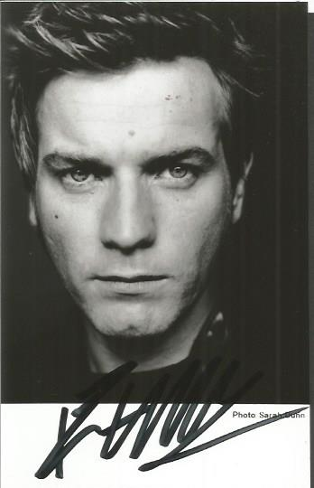 an analysis of trainspotting a british film starring ewan mcgregor Ewan mcgregor chats about the challenges of directing and starring in his new film american pastoral, and reveals how nervous he was making a sequel to trainspotting 20 years after the original .