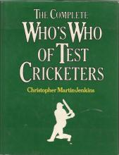 Cricket legends multi signed hardback book whos who of Test cricketers book contains 49