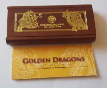 Golden Dragon Gold Coin collection 1900 Gold Sover