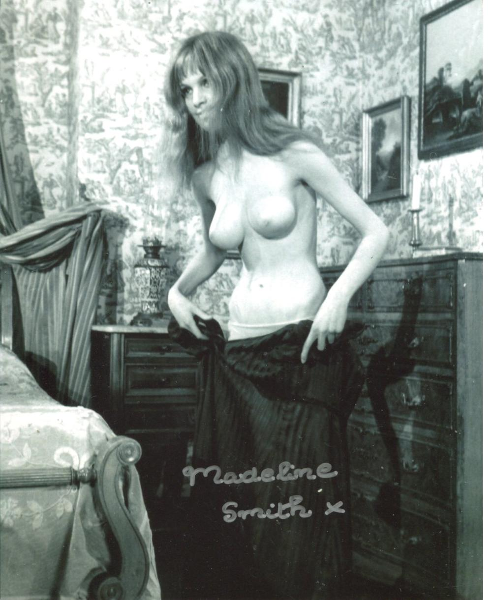 Madeline Smith Tits