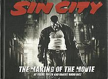 Multisigned Sin City The Making of the Movie Large