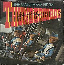 Thunderbirds signed 7