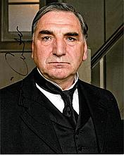 Jim Carter 8x10 colour Photo of Jim from Downton