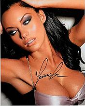 Jessica Jane Clement 8x10 colour Photo of Jessica
