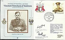 Marshalls of the RAF signed collection of 18 of