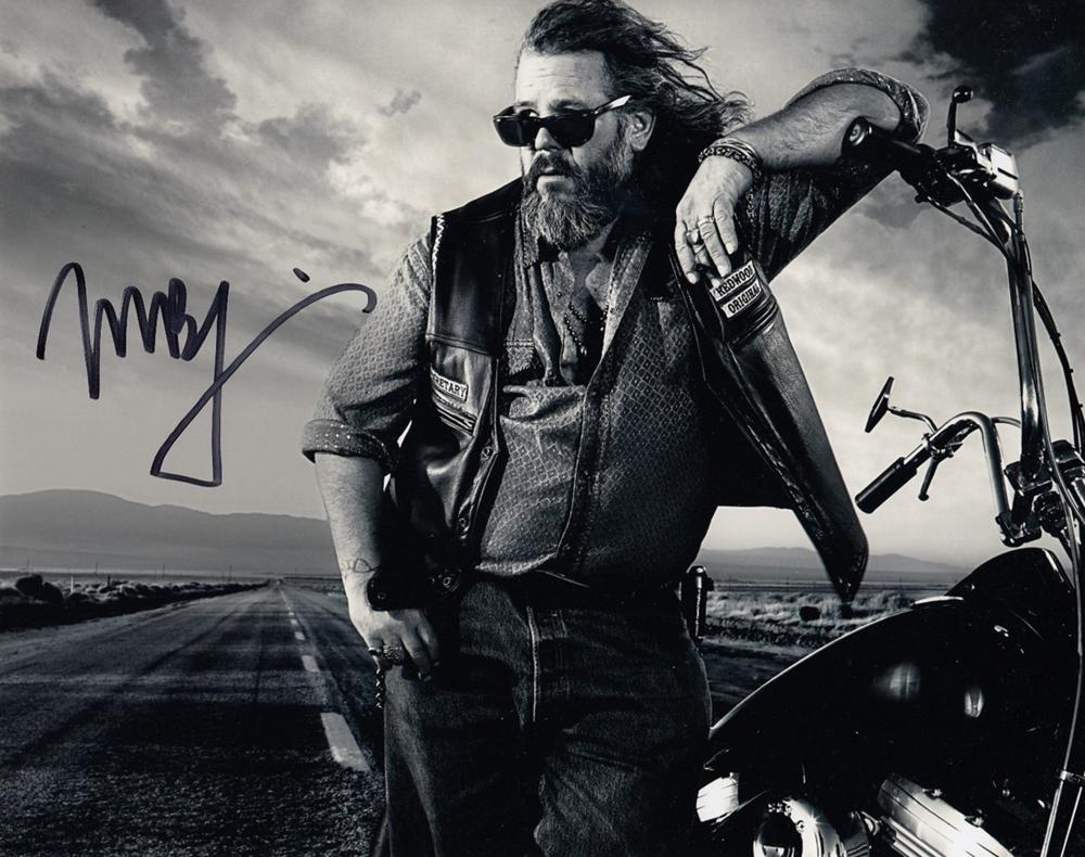 Blowout Sale! Sons Of Anarchy Mark Boone Junior hand signed 10x8 photo This beautiful 10x8 hand