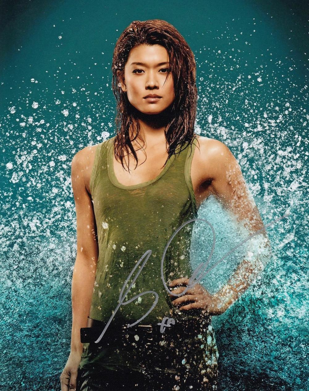 Blowout Sale! Hawaii Five-0 Grace Park hand signed 10x8 photo This beautiful 10x8 hand signed