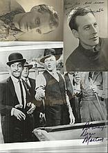 Autograph Albums, Photo collection. Dean Martin,