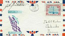 James Doolittle signed 1930 National Air Races