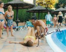 Jake Canuso Benidorm signed 10 x 8 colour photo. N