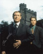 John Nettles signed 10 x 8 colour photo. Excellent