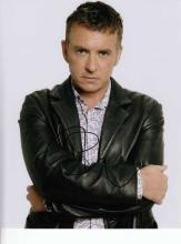 Shane Richie signed 10 x 8 colour photo. Three qua