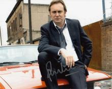 Philip Glenister signed 10 x 8 colour photo. Fanta