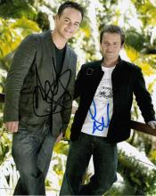 Ant And Dec signed 10 x 8 colour photo. Nice photo