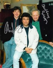 Lovejoy actors signed 10 x 8 colour photo. 10x8 ph