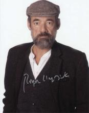 Roger Lloyd Pack signed 10 x 8 colour photo. Nice