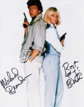 Dempsey and Makepeace cast signed 10 x 8 colour ph