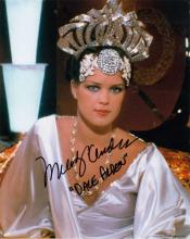 Melody Anderson signed 10 x 8 colour photo. Lovely