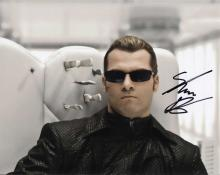 Shawn Roberts signed 10 x 8 colour photo. Starred