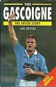 Paul Gascoigne signed on bookplate inside front