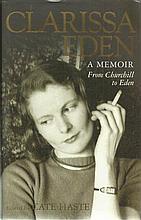 Clarissa Eden A memoir from Churchill to Eden 288