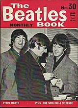 Beatles Monthly Book No 30 January 1966. Good