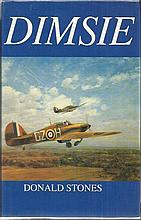 Dimsie by Donald Stones signed book 392 page
