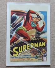Rare Original Movie Posters and Lobby Card Auction