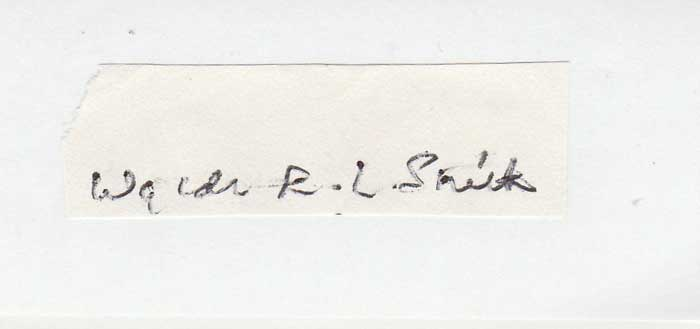 Wg cdr roddick lee smith obe signature of 151 sqn battle of for Lee signature homes
