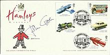 John Craven signed Toys and Games Hamleys Official