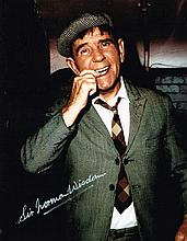 Norman Wisdom 10 X 8 signed photo. Good condition