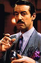 John Challis Only Fools and Horses Signed 12 X 8