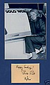 Sheila Scott Autograph. Renown aviatrix Sheila