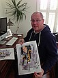 Nick Leeson Limited Edition signed autograph print