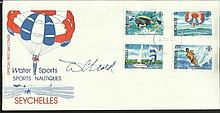 Signed Cover, FDC collection of thirteen FDCs