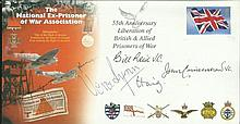 Victoria Cross winners signed collection three