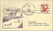 1940/50/60s First Flight covers. 20 including 1959