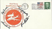 NASA Test pilots1977 NASA First Ferry