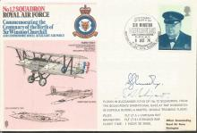 RAF Museum Covers TRADE LOT 1. Eleven different co