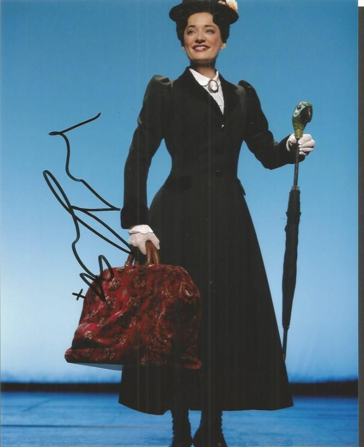 Laura Michelle Kelly- Mary Poppins / Sweeney Todd