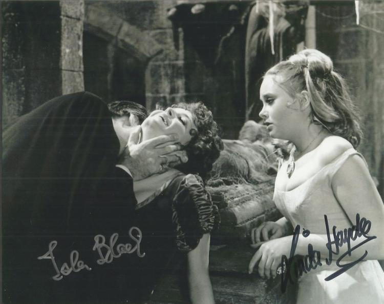 Linda Hayden & Isla Blair - Taste The Blood Of Dra