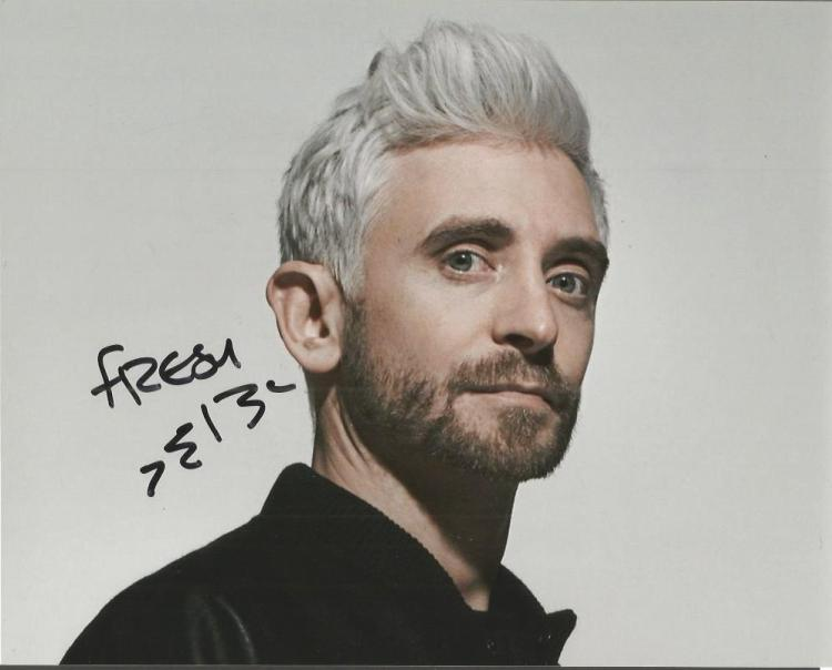 Dj Fresh -  10X8  Photo  Signed -  Good condition.