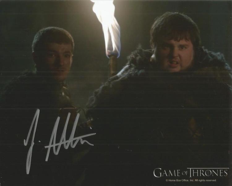 Joseph Altin - Game Of Thrones  - 10X8 Photo Si