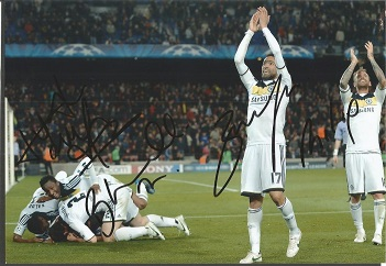 Chelsea Signed 8X11 Photo By Salomon Kalou, John O