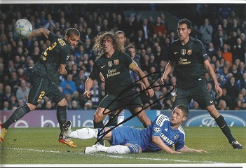 Chelsea 11 Signed 8X12 Photos Ryan Bertrand, Gary