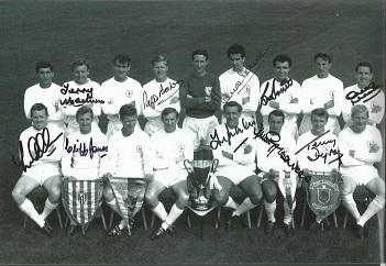 Tottenham Hotspur 1963 European Cup Winners Cup Te
