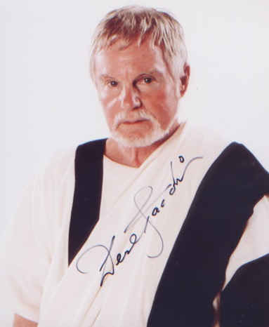 Sir Derek Jacobi.  10x8 picture in character from