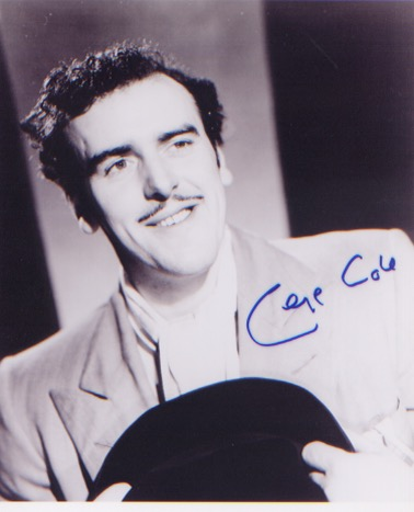 Ealing Comedy - George Cole. A 10x8 picture of Geo